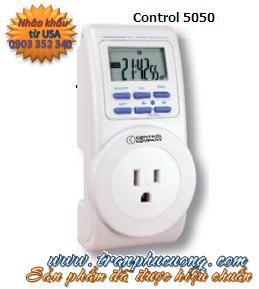 Bộ điều khiển Controllers Control 5050 Traceable® Timer Switch Controller chính hãng Control USA | Đặt hàng
