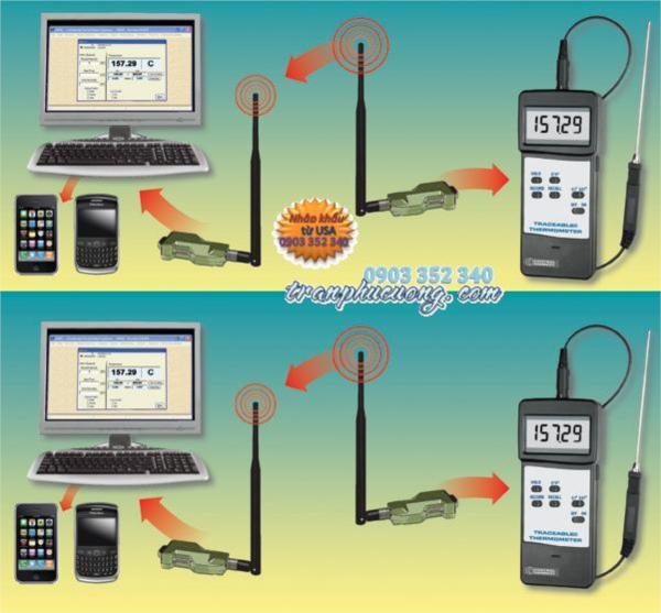 Phụ kiện Trạm thu phát truyền dữ liệu không dây Control 7085 Universal Wireless Radio-Signal Transceivers | Đặt hàng trước