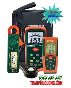 Bộ Kit máy đo ánh sáng Extech LRK15 Lighting Retrofit Kit with Power Clamp Meter  chính hãng Extech USA | Đặt hàng