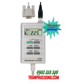 Máy đo âm thanh, Máy đo tiếng ồn Extech 407355 Noise Dosimeter/Datalogger with PC Interface | Đặt hàng trước