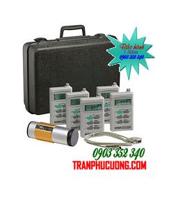 Bộ sản phẩm máy đo âm tanh - tiếng ồn Extech 407355-KIT-5 Noise Dosimeter/Datalogger Kit | Đặt hàng trước