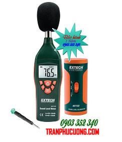 Bộ KIT đo âm thanh, đo tiếng ồn Extech 407732KIT Low/High Range Sound Level Meter Kit | Đặt hàng trước