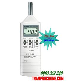 Máy đo âm thanh, Máy đo tiếng ồn Extech 407736 Dual Range Sound Level Meter | Đặt hàng trước