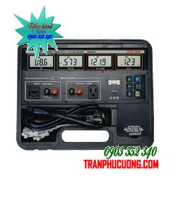 Máy đo điện 3 pha và phân tích sóng hài Extech 380801 - True RMS Single Phase Power Analyzer chính hãng Extech USA | Đặt hàng