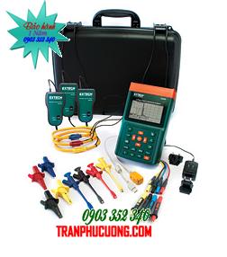 Máy đo điện pha và Phân tích sóng hài Extech PQ3350-1 - 3-Phase Power & Harmonics Analyzers chính hãng Extech USA | Đặt hàng