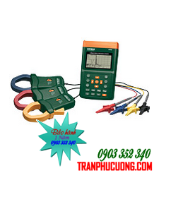 Máy đo điện 3 pha và phân tích sóng hài Extech 382096 - 1000A 3-Phase Power & Harmonics Analyzer (220V) chính hãng Extech USA | Đặt hàng