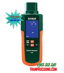 Máy kiểm tra hệ thống dây điện và phân ti1h điện áp AC Extech CT80 - AFCI, GFCI and AC Circuit Load Tester chính hãng Extech USA | TẠM HẾT HÀNG-ĐẶT HÀNG