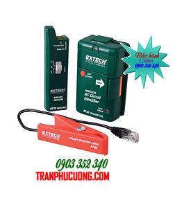 Thiết bị xác định hệ thống dây dẫn không tiếp xúc Extech Wireless AC Circuit Identifier (914MHz) with External Probe | TẠM HẾT HÀNG-ĐẶT HÀNG
