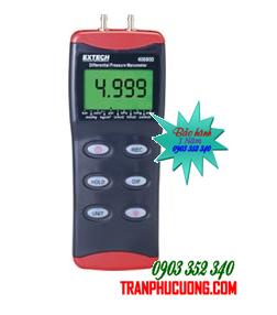 Máy đo áp suất khí, Máy đo Vi áp kế 5PSI Extech 406800 Differential Pressure Manometer (5psi) chính hãng Extech USA | Đặt hàng