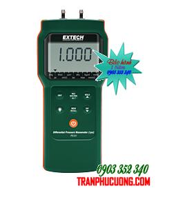 Máy đo áp suất khí, Máy đo Vi áp kế - Chênh áp 1PSI Extech PS101 Differential Pressure Manometer (1psi) chính hãng Extech USA | Đặt hàng