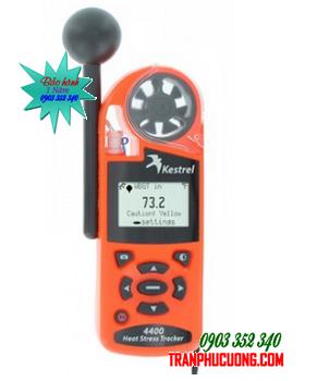 Máy đo vi khí hậu Kestrel 4400 Heat Stress Meter [HSX: Kestrel Meter, Nielsen-Kellerman made in USA] / hàng có sẳn