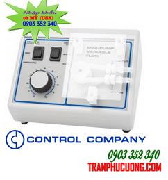 Máy đo lưu lượng - tốc độ dòng chảy Control 3385 VARIABLE-SPEED PERISTALTIC TUBING PUMP chính hãng Control USA | Đặt hàng