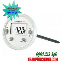 Nhiệt kế que thăm nhiệt -50°C đến 150°C (4202 Traceable® Metal Thermometer) Đã hiệu chuẩn tại Viện NIST Mỹ | TẠM HẾT HÀNG