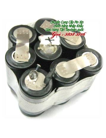 Pin máy khoan cầm tay - Pin máy bắt vít 9,6V-SC1300mAh chính hãng thay cell pin | Hàng có sẳn