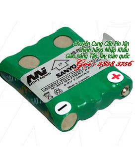 Pin máy bộ đàm 4,8V-730mAh (4HR-AAAU) - Thay cells pin chính hãng | bảo hành sử dụng 6 tháng - hàng có sẳn