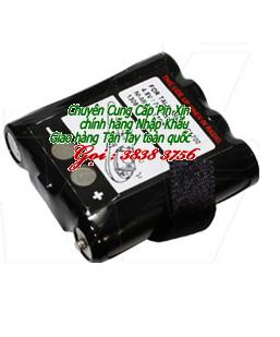 Pin máy bộ đàm  4,8V-AA700mAh - Thay pin chính hãng bằng máy hàn bấm pin chuyên dụng | bảo hành sử dụng 6 tháng - hàng có sẳn