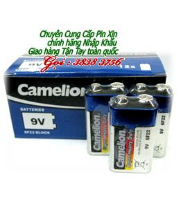 Pin 9V Camelion 6F22 Heavy Duty Battery chính hãng Camelion Đức/ hàng có sẳn - Hộp 10 viên