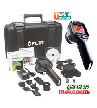 Camera ghi nhiệt hồng ngoại FLIR E40: Compact Infrared Thermal Imaging Camera with MSX® |