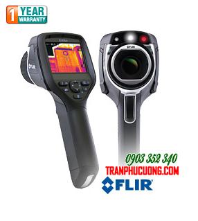 Camera ghi nhiệt hồng ngoại FLIR E40bx: Compact Infrared Thermal Imaging Camera with MSX® | Bán theo đơn đặt hàng trước