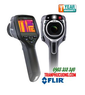 Camera ghi nhiệt hồng ngoại FLIR E50bx: Compact Infrared Thermal Imaging Camera with MSX® | Bán theo đơn đặt hàng trước