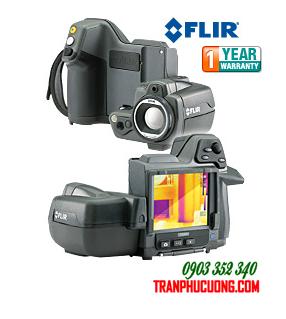 Camera ghi nhiệt hồng ngoại FLIR T420bx: High-Sensitivity Infrared Thermal Imaging Camera | Bán theo đơn đặt hàng trước