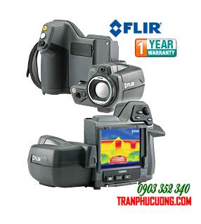 Camera ghi nhiệt hồng ngoại FLIR T440bx: High-Sensitivity Infrared Thermal Imaging Camera | Bán theo đơn đặt hàng trước