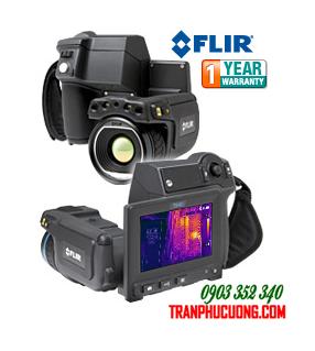 Camera ghi nhiệt hồng ngoại FLIR T600: High-Resolution Infrared Thermal Imaging Camera | Bán theo đơn đặt hàng trước