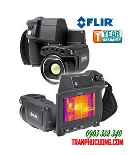 Camera ghi nhiệt hồng ngoại FLIR T620: High-Resolution Infrared Thermal Imaging Camera | Bán theo đơn đặt hàng trước
