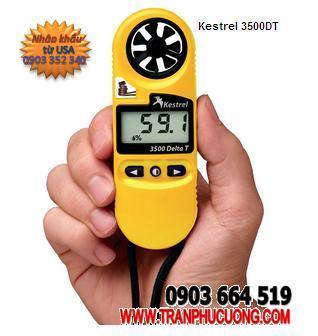 Máy đo tốc độ gió Kestrel Meter 3500 DT Meter [HSX: Kestrel Meter, Nielsen-Kellerman made in USA] / hàng có sẳn