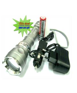 Đèn pin siêu sáng Smiling Shark XB-667, chiếu xa 200-300m | Bảo hành 1 năm - Tạm hết hàng
