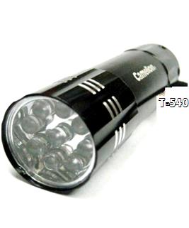 Đèn pin siêu sáng bóng LED mini cầm tay Camelion T540-3R03D12 chính hãng Camelion Đức