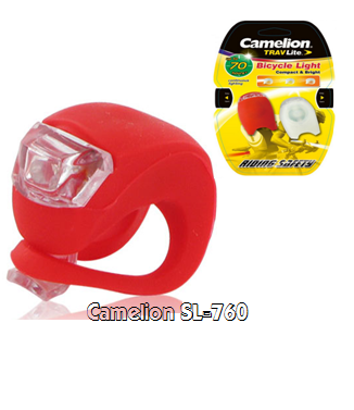 Đèn pin siêu sáng Camelion Comact & Bright SL760-2CR2032BP chính hãng