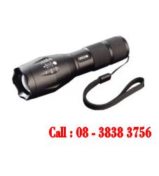 Đèn pin siêu sáng Huoyi HY-E6 bóng CREE LED XML T6 thấu kính lồi chính hãng | Bảo hành 1 năm-Hàng có sẳn