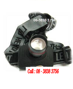 Đèn pin đội đầu siêu sáng Police TM-2626 bóng CREE LED zomm xa gần được với 160Lumens chiếu xa 170m made in Thailand| hàng có sẳn