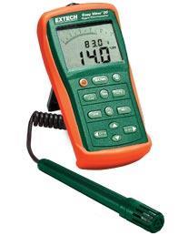 Máy đo độ ẩm Extech EA20 EasyView™ Hygro-Thermometer chính hãng Extech USA | Đặt hàng