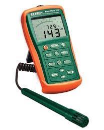 Máy đo độ ẩm Extech EA25 EasyView™ Hygro-Thermometer and Datalogger chính hãng Extech USA | Đặt hàng