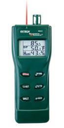Máy đo độ ẩm Extech RH401 Digital Psychrometer + InfraRed Thermometer chính hãng Extech USA | Đặt hàng