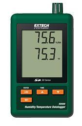Ẩm kế Extech SD500 Humidity/Temperature Datalogger  chính hãng Extech USA | Đặt hàng