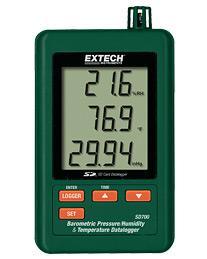 Ẩm kế Extech SD700 Barometric Pressure/Humidity/Temperature Datalogger   chính hãng Extech USA | Đặt hàng
