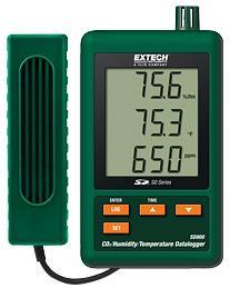 Ẩm kế Extech SD800 CO2/Humidity/Temperature Datalogger   chính hãng Extech USA | Đặt hàng
