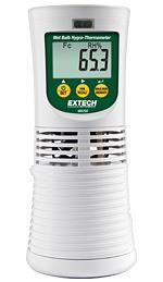 Ẩm kế Extech WB200 Wet Bulb Hygro-Thermometer Datalogger  chính hãng Extech USA | Đặt hàng