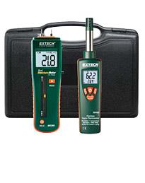 Bộ sản phẩm máy đo độ ẩm Extech MO260-RK Restoration Kit chính hãng Extech USA | Đặt hàng
