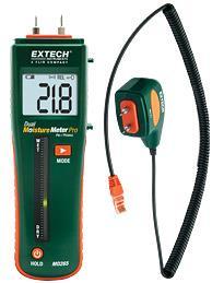 Máy do độ ẩm Extech MO265 Combination Pin/Pinless Moisture Meter chính hãng Extech USA | Đặt hàng