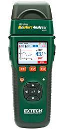 Máy đo độ ẩm Extech MO270 Wireless Pin/Pinless Moisture Meter chính hãng Extech USA | Đặt hàng