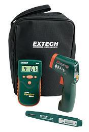 Máy đo độ ẩm Extech MO280-KH2 Professional Home Inspection Kit chính hãng Extech USA | Đặt hàng