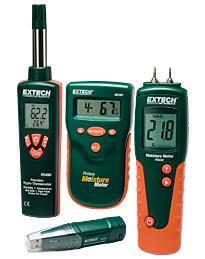 Bộ đo độ ẩm Extech MO280-RK Restoration Contractor's Kit chính hãng Extech USA | Đặt hàng
