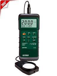 Máy đo ánh sáng Extech 407026 Heavy Duty Light Meter with PC Interface  chính hãng Extech USA | Đặt hàng