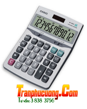 Máy tính tiền điện tử Casio DF-120BM chính hãng Casio Japan | có sẳn hàng