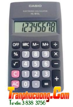 Máy tính tiền điện tử Casio HL-815L chính hãng Casio Japan | có sẳn hàng
