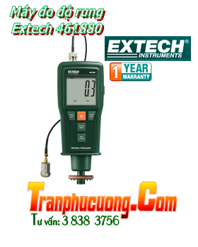 Máy đo độ rung Extech 461880 Vibration Meter + Laser/Contact Tachometer chính hãng Extech USA |  Đặt hàng